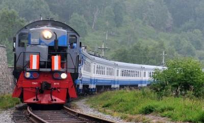 Descubra el Tren Transiberiano