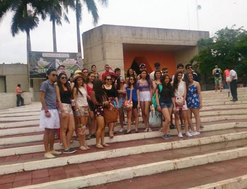 Excursión Claustro Moderno Cancún 2014