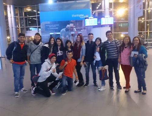 Excursión Colegio San José Perú 2015