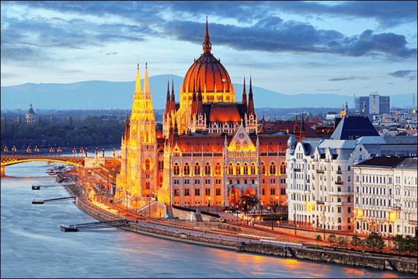 Tour Europa del Este