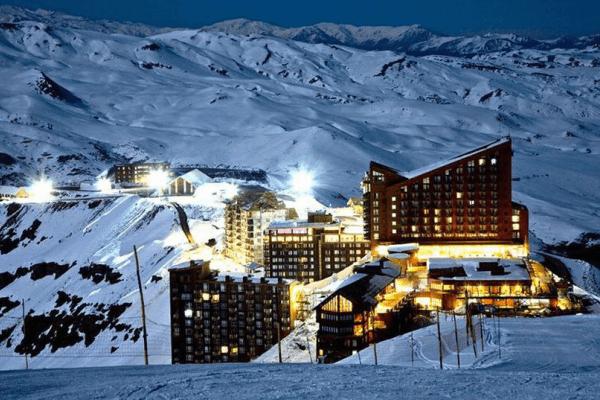 Programa Santiago y Valle Nevado 2018