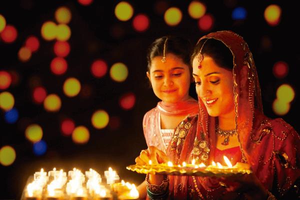 Colores del Rajasthan con Festival Diwali