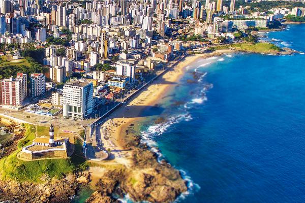 Año Nuevo en Salvador de Bahia