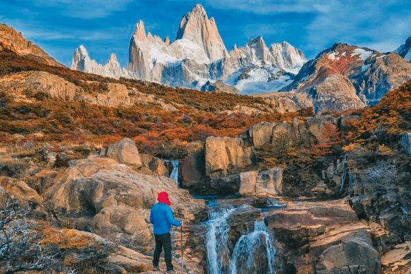 Santiago y Patagonia con El Calafate