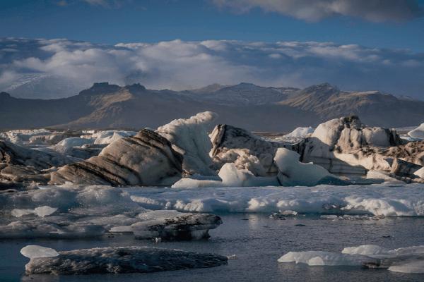 Volcanes y Glaciares de Islandia