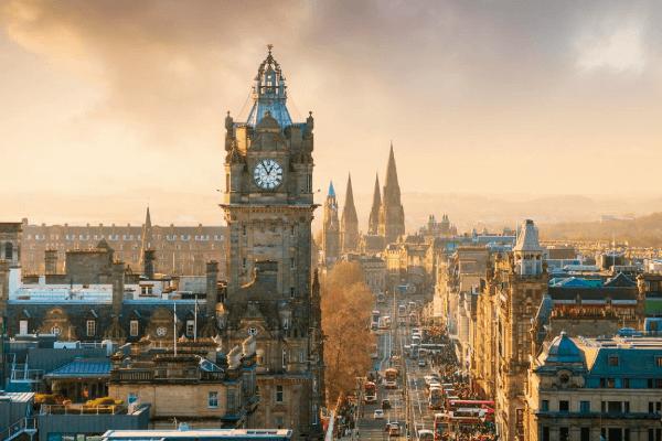 Tour Clásico de Inglaterra y Escocia