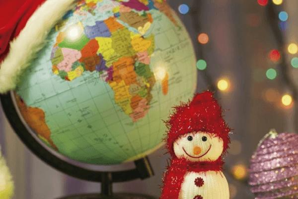 Así se celebra la Navidad en distintas partes del planeta