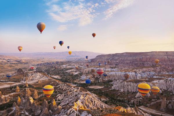 Turquía con Troya Semana Santa 2019