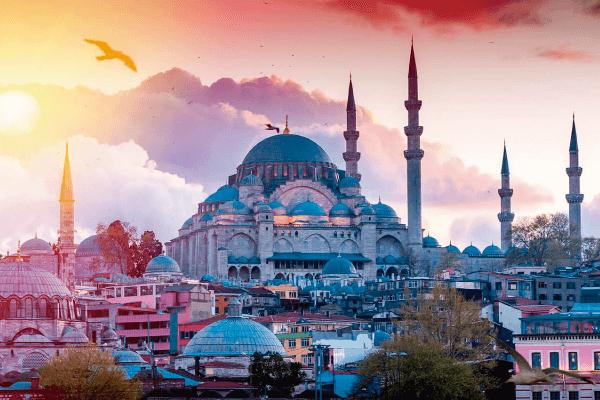 Turquía y Grecia soñadas