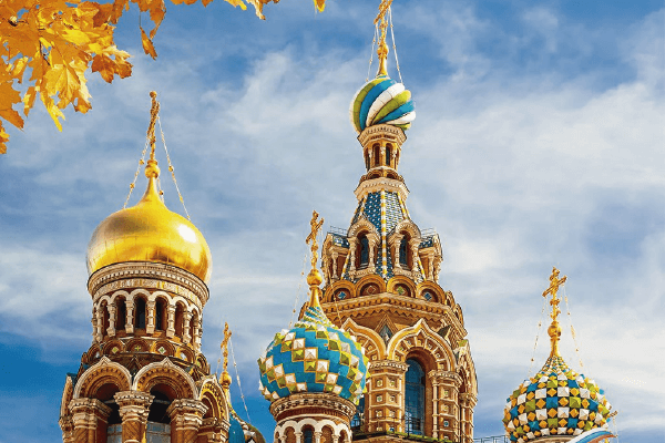 Fin de año Espectacular en San Petersburgo