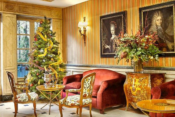 Los hoteles con las mejores decoraciones navideñas