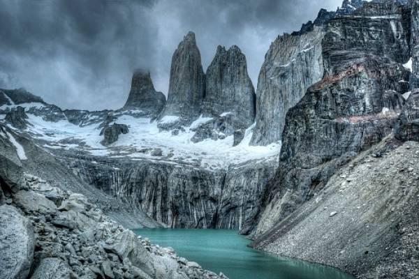 Santiago y Lago Grey