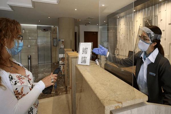 ASÍ ES EL NUEVO PROTOCOLO DE BIOSEGURIDAD PARA TODOS LOS HOTELES  DE COLOMBIA