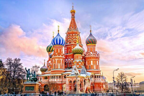 RUSIA Y ESCANDINAVIA 2021
