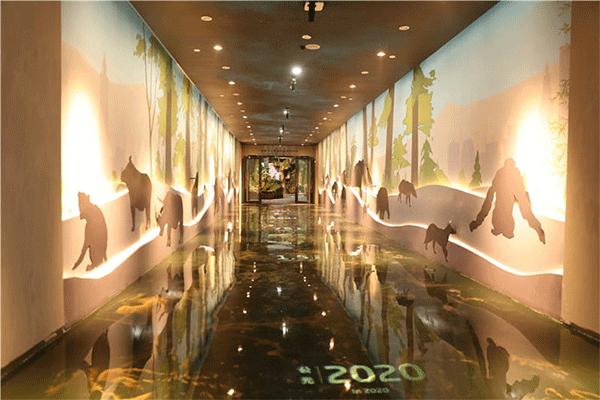 SE ABRE EL PRIMER MUSEO DEL MUNDO DE EXPERIENCIAS INTERACTIVAS CON TEMÁTICA DE PANDAS GIGANTES