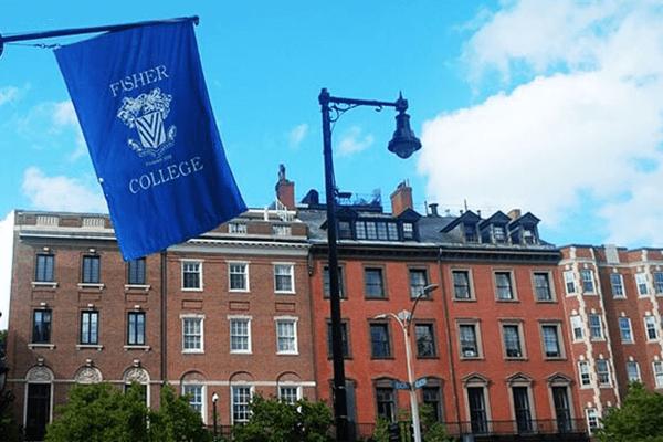 Estudia Inglés en Boston Commons & Fisher College
